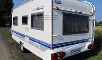 Hobby 460 UFE, r.v.2005(model 2006) + přední nosič kol + kompletní před stan + lehký stan plná