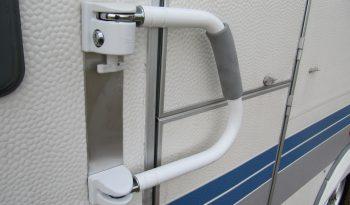 Hobby 540 UFE, r.v.2000 + kompletní před stan + přední nosič kol plná