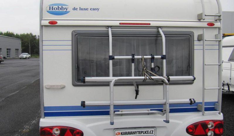 Hobby 460 UFE, r.v.2003 + mover + 2 x před stan plná