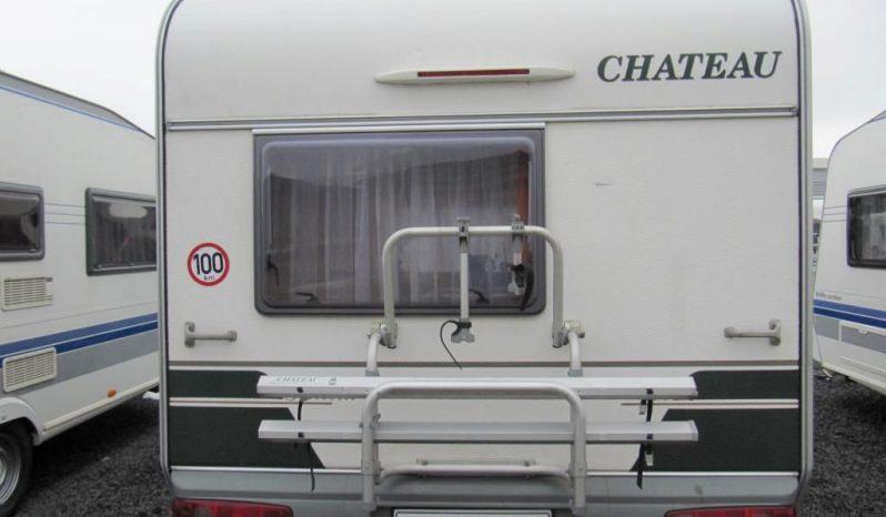 Chateau Calista 403, r.v.2000 + nosič kol + kompletní před stan plná
