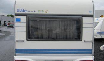 Hobby 400 KB, r.v.1998 + kompletní před stan plná