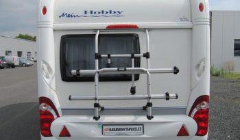 Hobby 400 SF, r.v.2010 + mover + před stan plná