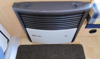 Hobby 440 SF, r.v.2002 + mover + před stan plná
