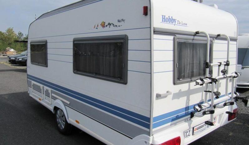 Hobby 440 SFE, r.v.1998 + mover + solární panel plná