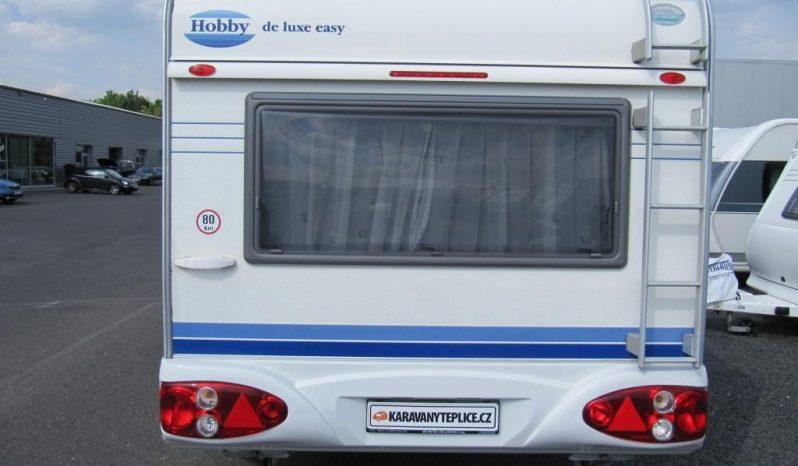 Hobby 450 UF, r.v.2003 + mover + před stan plná