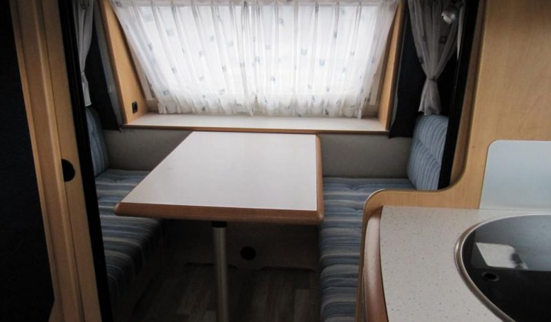 Hobby 450 US, r.v.2003 + mover + kompletní před stan plná