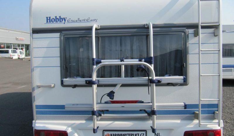 Hobby 460 UFE, r.v.2000 + mover + před stan plná