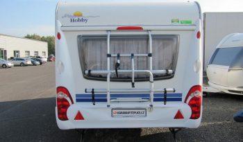 Hobby 460 UFE, r.v.2007 + před stan + nosič kol plná
