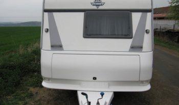 Hobby 495 UFE, r.v.2000 + před stan+ zadní nosič kol plná