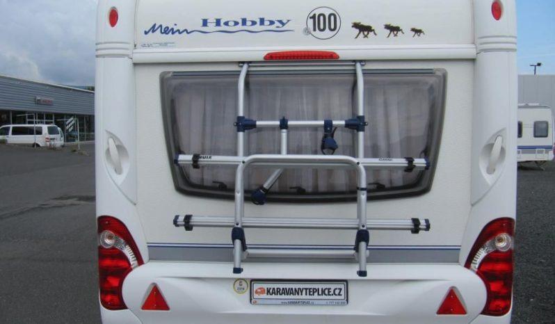 Hobby 495 UFE, r.v.2009 + mover + před stan plná