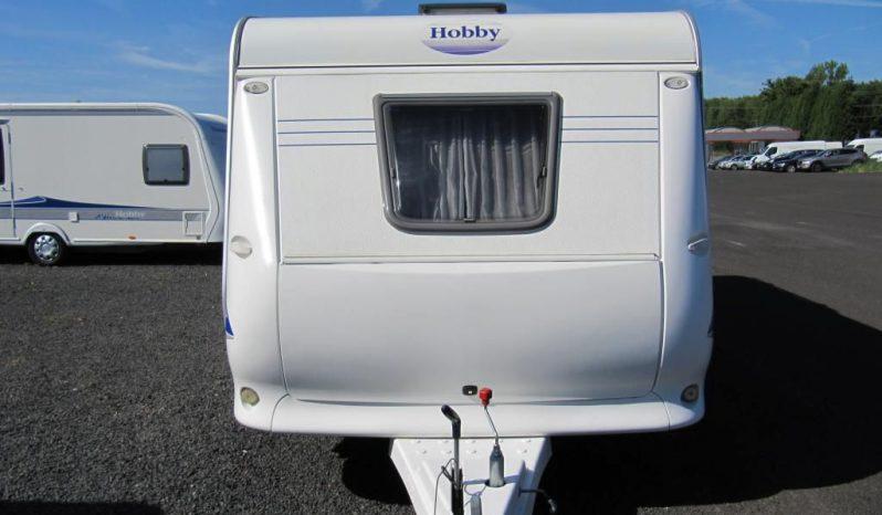 Hobby 495 UL, r.v.2006 + markýza + před stan + nosič kol plná