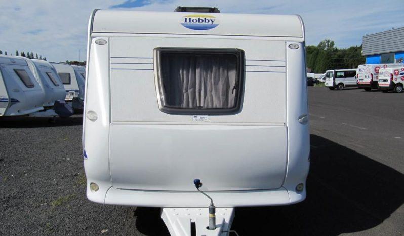 Hobby Excellent 495 UL, r.v.2007 + mover + před stan plná