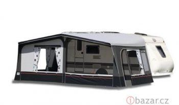 Hobby 540 UFE, model 2010 + mover + před stan + zadní nosič pro 3 kola plná