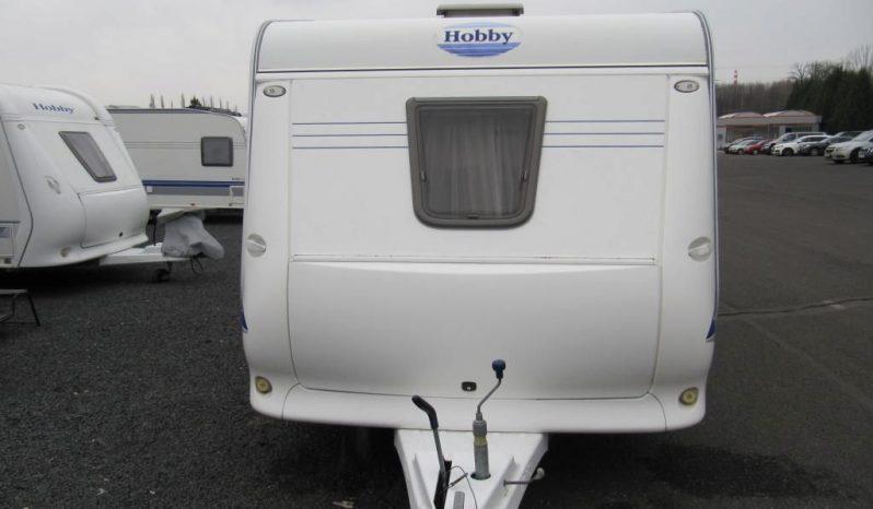 Hobby 540 UFE, r.v.2006 + mover + před stan plná