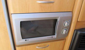 Hobby 540 UK, r.v.2006 + elpojezd HYPERCAMP + kompletní před stan DOREMA plná