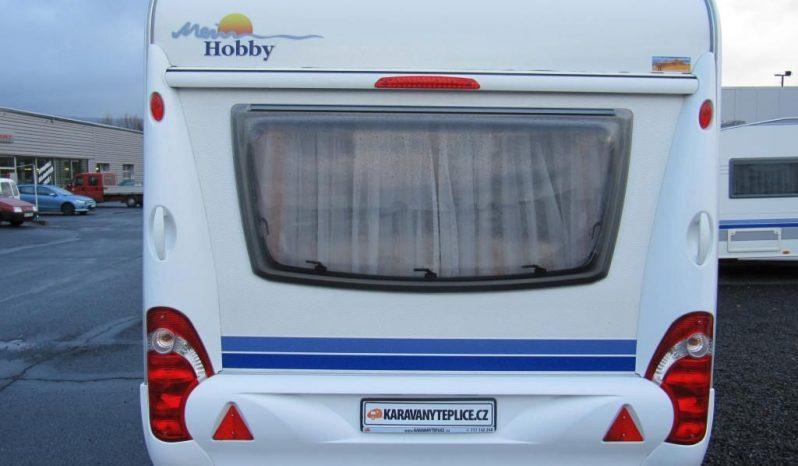 Hobby Excellent 540 UL, model 2008 + mover + před stan plná