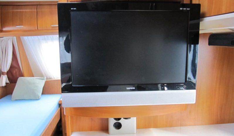 Hobby 540 UL,model 2008 + mover + před stan plná