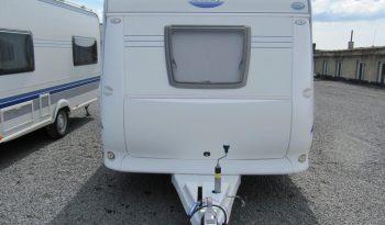 Hobby 540 UL, r.v.2007 + mover + kompletní před stan + nosič kol plná