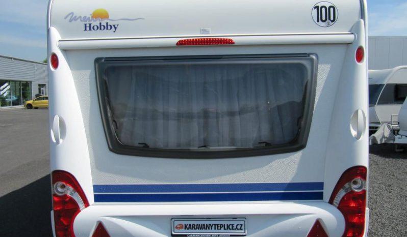Hobby 540 UL, r.v.2008 + mover + před stan + další výbava plná
