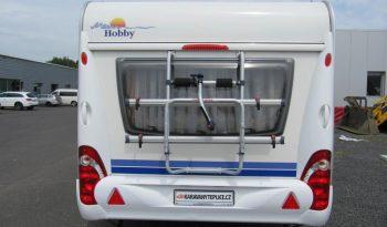 Hobby 540 UL, r.v.2009 + mover + před stan plná