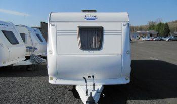 Hobby Excelsior 540 UFE, r.v2008 + mover + kompletní před stan + lehký stav plná