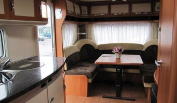 Hobby 560 UL, r.v.2010 + mover + před stan plná