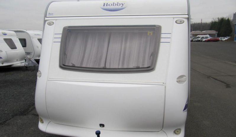 Hobby 400 SF,model 2008 + mover + před stan plná