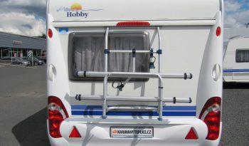 Hobby 400 SF, r.v2007 + stan + nosič kol plná