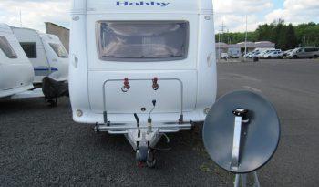 Hobby 400 SF, r.v2009 + mover + satelit plná