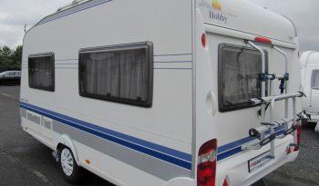 Hobby 410 SFE, r.v.2009 + mover + před stan plná