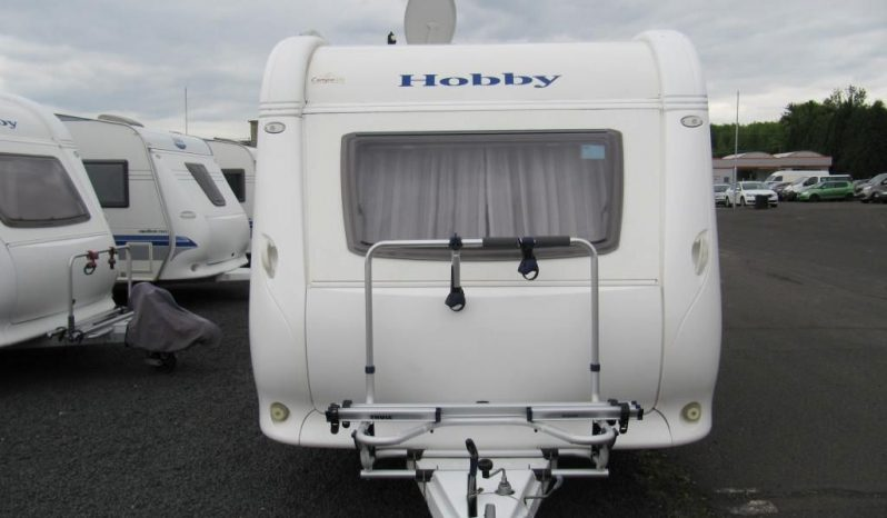Hobby 440 SF, model 2010 + mover + satelit plná