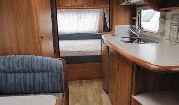 Hobby 440 SF, r.v2006 + mover + před stan plná