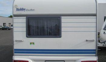 Hobby 440 SFE, r.v.1997 + mover + před stan plná