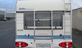 Hobby 450 SF, r.v.2002 + mover + před stan plná