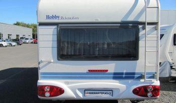 Hobby 460 UFE, r.v.2002 + před stan + nosič kol plná