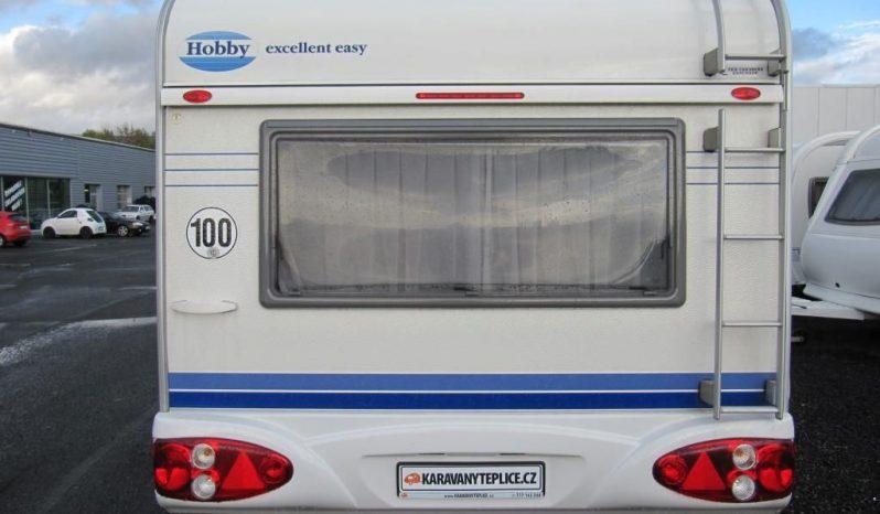 Hobby 460 UFE, r.v.2003 + mover + markýza plná
