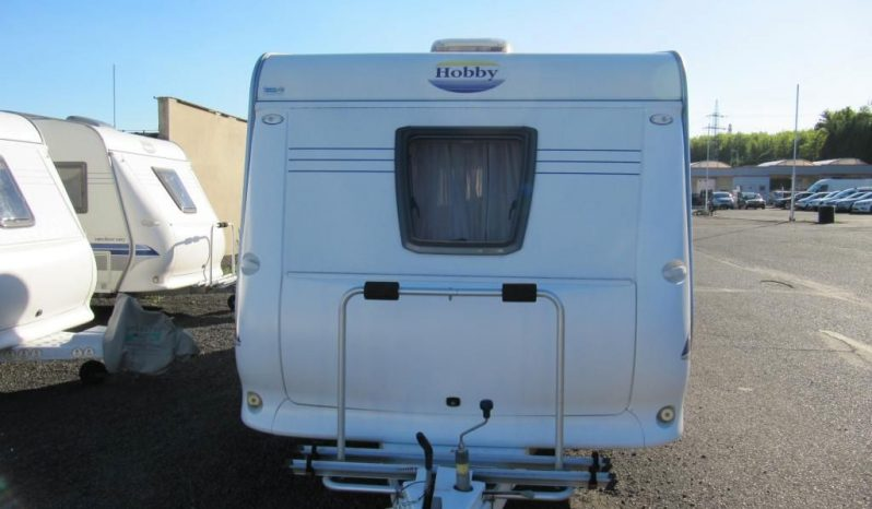 Hobby 460 UFE, r.v.2008 + mover + nosič kol plná