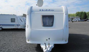 Hobby 460 UFE, r.v.2010 + mover + satelit plná
