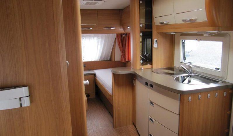 Hobby 495 UL, r.v.2010 + mover + klima plná