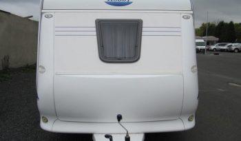 Hobby 495 UFE, model 2006 + mover + před stan plná