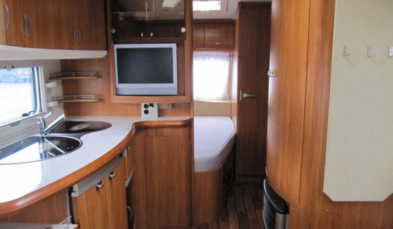 Hobby 495 UFE, model 2008 + Top Výbava plná