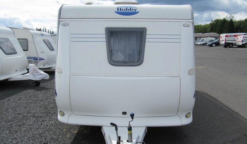 Hobby 495 UFE, r.v2004 + mover + před stan plná