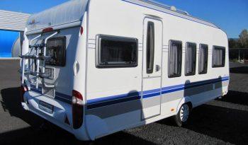 Hobby 520 TMF, model 2008 + mover + stan. plná