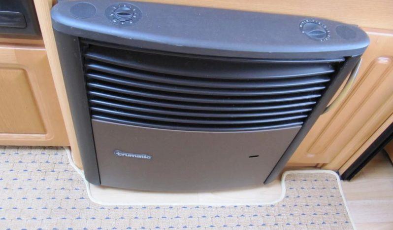 Hobby 540 UL, r.v.2002 + mover + před stan plná