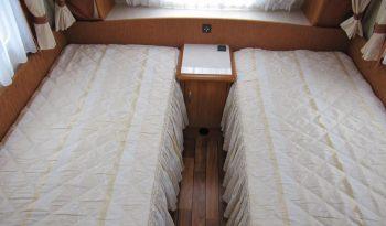 Hobby 540 UL, r.v.2008 + mover + před stan plná