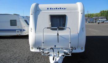 Hobby 540 UFE, r.v.2010 + mover + před stan plná
