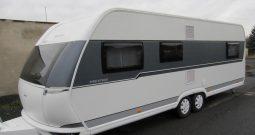 Hobby Prestige 650 KFU, r.v.2020, nový nepoužitý, nová krycí plachta na karavan