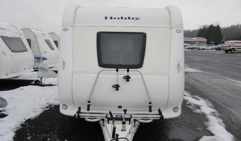 Hobby 495 UL, r.v.2013 + mover + nosič kol plná