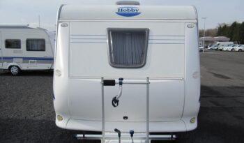 Hobby 460 UFE, r.v.2004 + mover + klima + stan plná