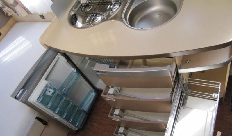 Hobby La Vita 455 SF, r.v.2009 + mover + stan plná